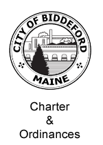 Charter and Ordinances
