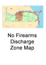 NO DISCHARGE ZONE MAP