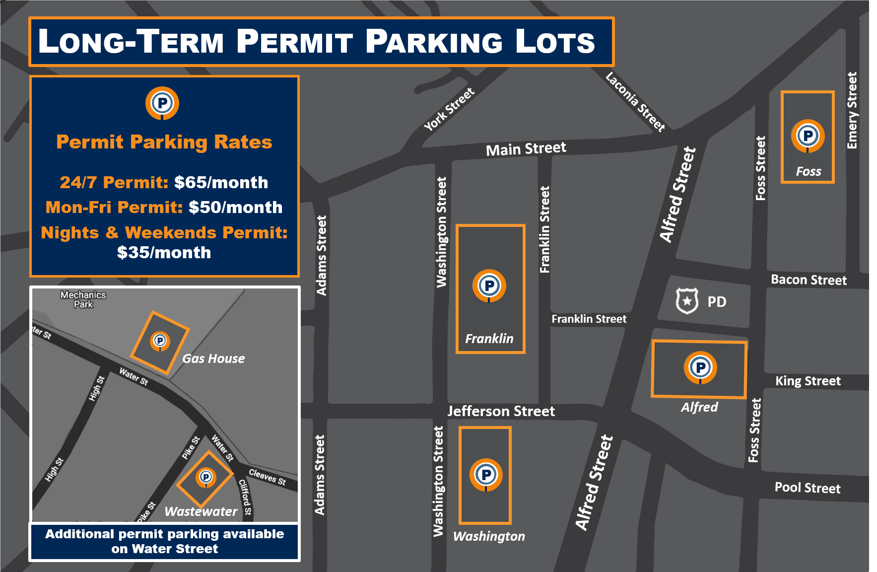 Permit Lot Map