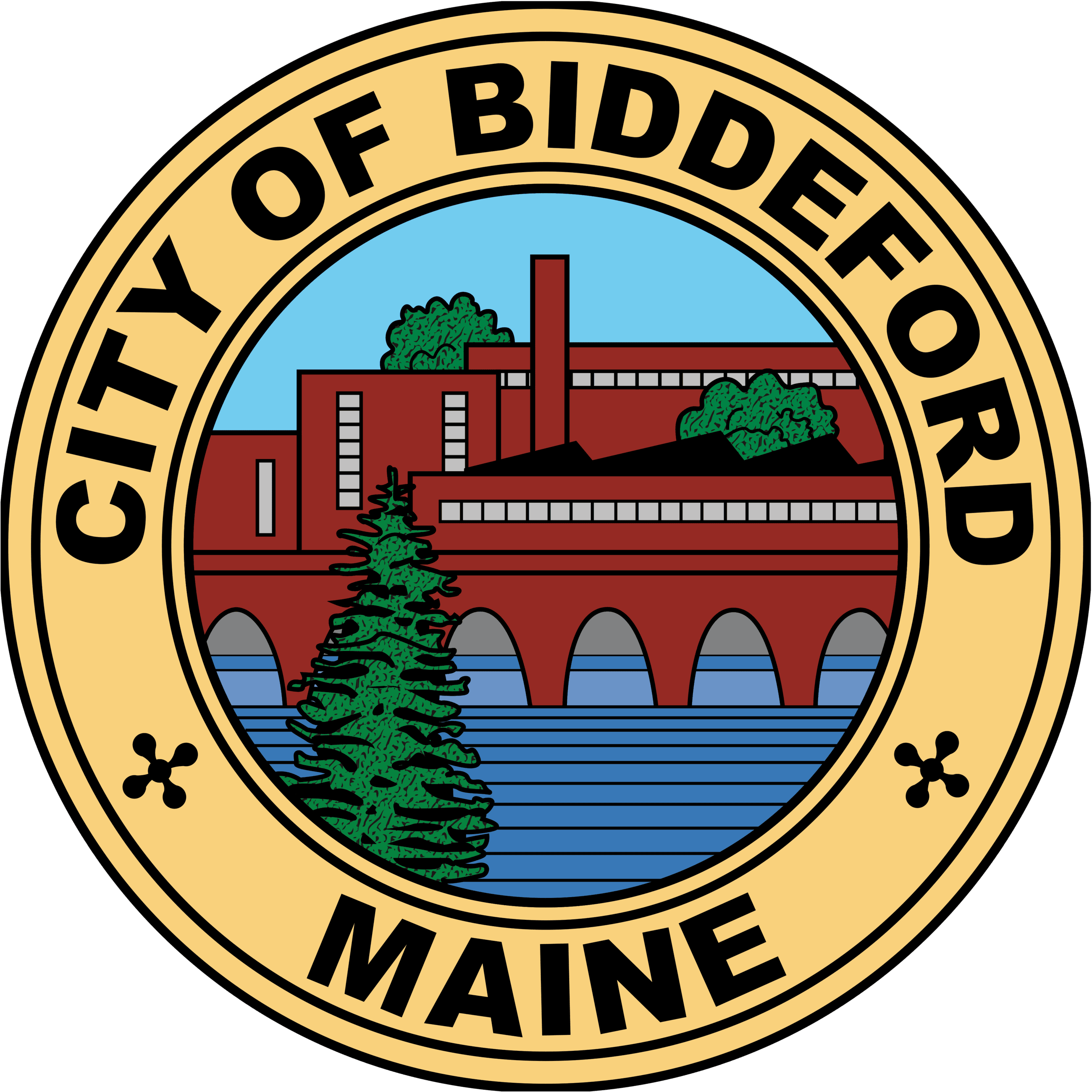 Biddeford City Seal